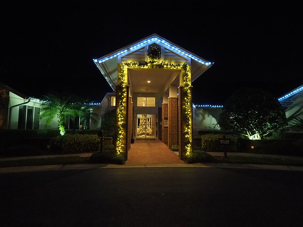 Christmas Lights in The Groves 2017