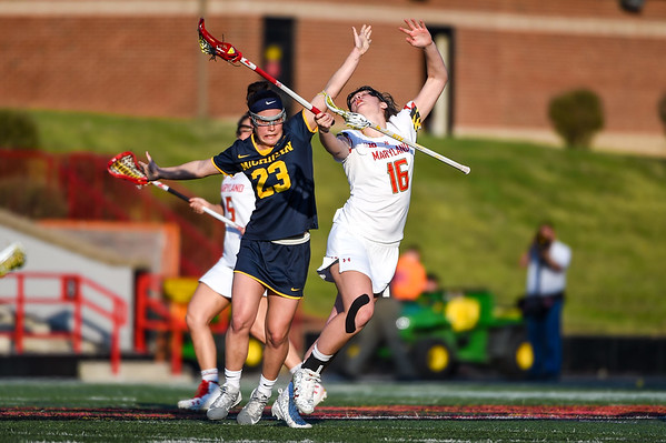 Maryland v Michigan - Women's Lacrosse 04.06.19