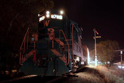 GGRM/Niles Canyon Christmas Train