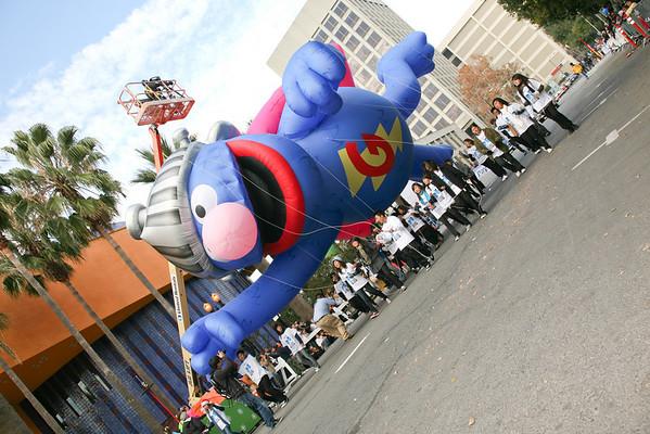 San Jose Holiday Parade 2008