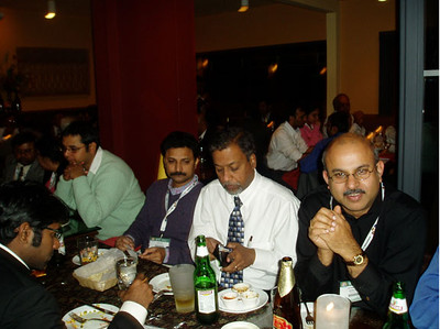 2008 ASIO Members Dinner Party