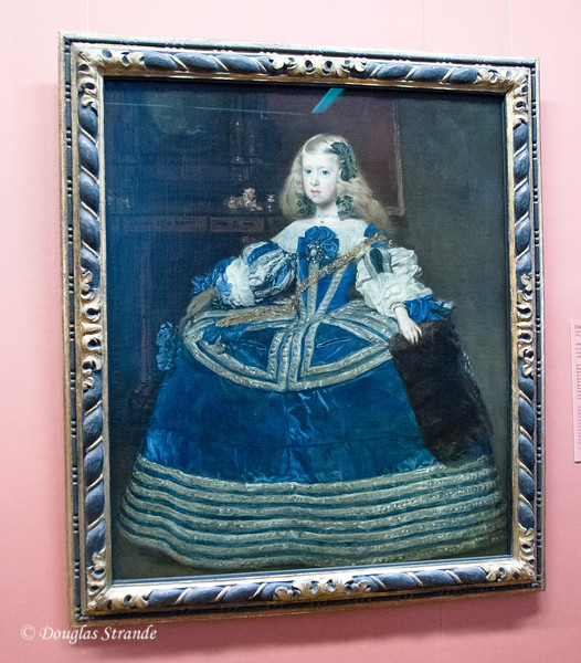 Art History Museum, Vienna -- Infantin Margarita Teresa, Valazquez