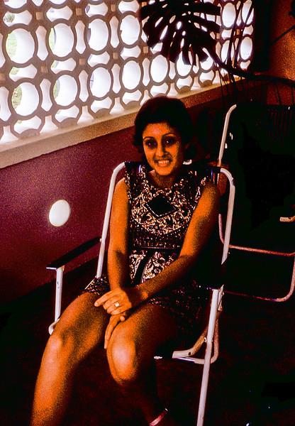 1973- Dundo K 271 - casa do Valente