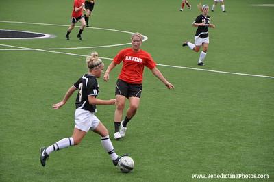Women's Alumni Soccer Game 2012
