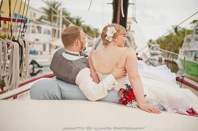 Stephanie & Markus (Pirate's Choice)