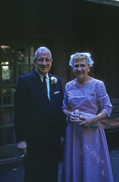 Hank and Elna Reilly