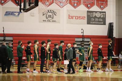 HS Sports - Grosse Ile vs. Flat Rock Boys Basketball District
