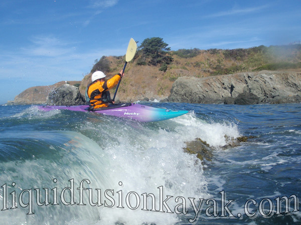 2009 Kayaking Adventures