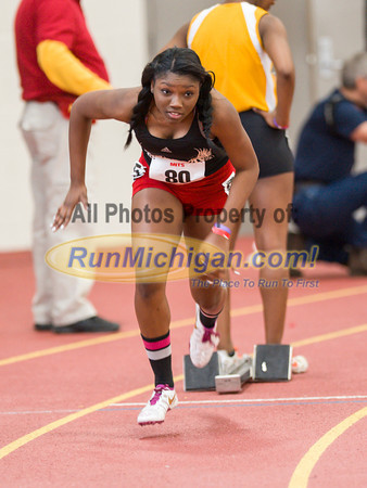 Girls' 200 Meters - 2014 MITS State Meet