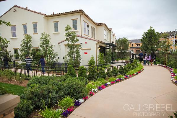 Garretson Model Home Grand Opening