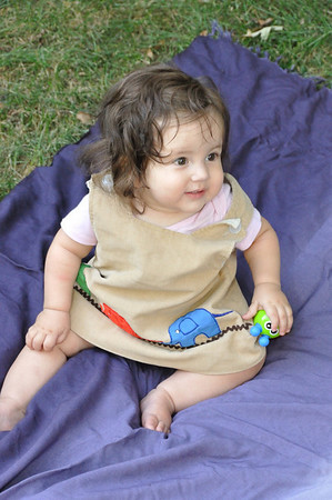 Elena in her Jumper - Sept. 2009