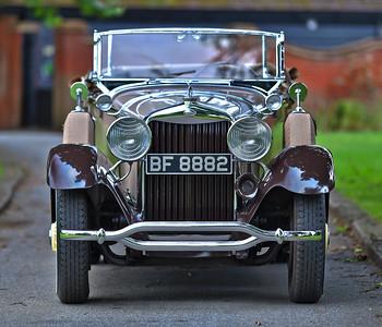 1930 Lincoln Model L BF 8882
