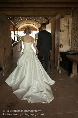 Sarah & Grieg's Wedding 21 04 12