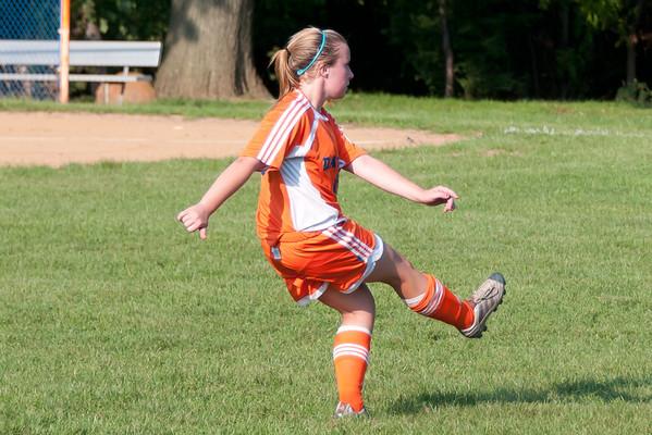 2011-09-13 Dayton Girls Varsity Soccer vs Hillside #1 of ?