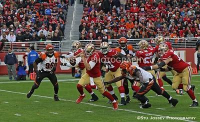 Cincinnati Bengals vs 49ers 12_20_15