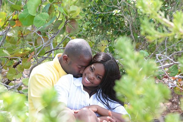 The Watson's   1st Wedding Anniversary Session   Exuma, Bahamas