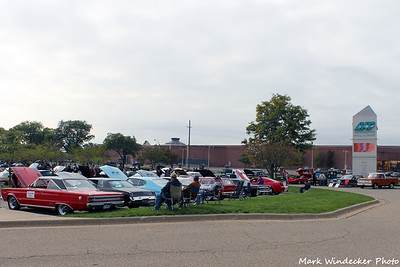 2016 Cars & Coffee at the Automotive Hall of Fame