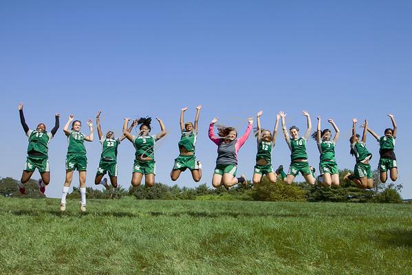 2014-2015 Soccer JV Players