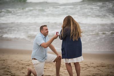 Patrick & Hannah get engaged!