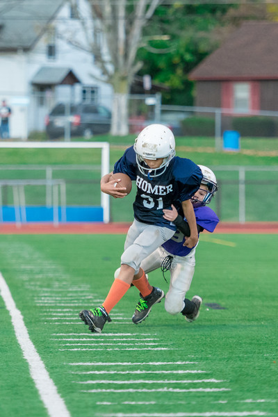 Jr Blue Vs. Dryden