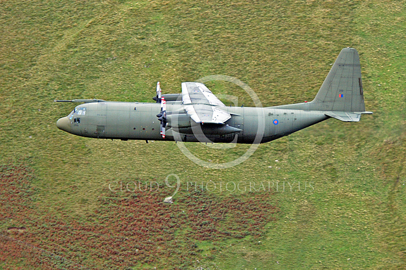 C-130Forg 00046 Lockheed C-130 Hercules British RAF by Alasdair MacPhail.JPG