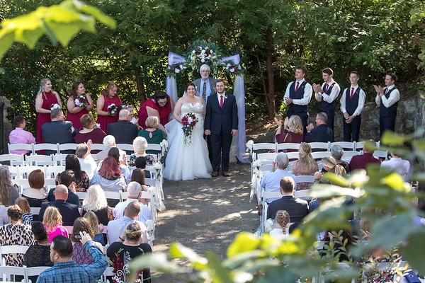 Beth + Dylan Ceremony