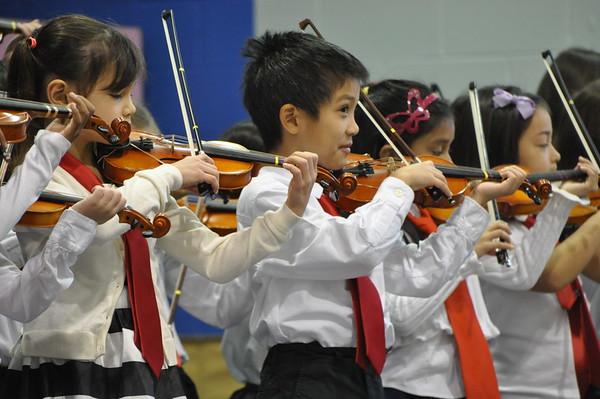 Lower School Suzuki Strings Concert