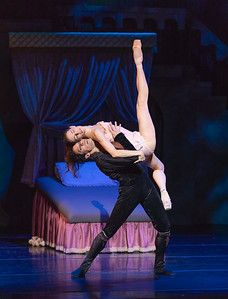 Carolina Ballet--Dracula
