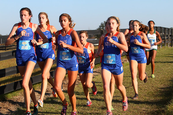 Bolles Cross Country