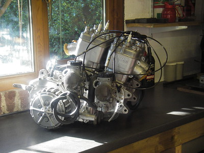 Barton Motors Engine