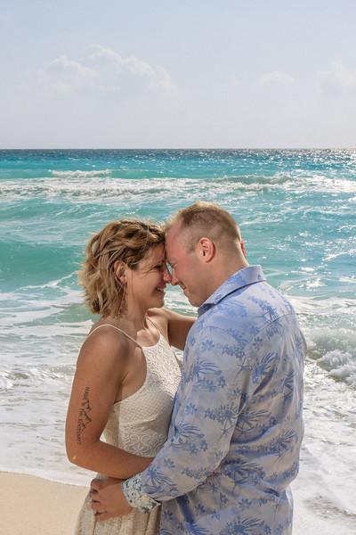 Greg and Justina