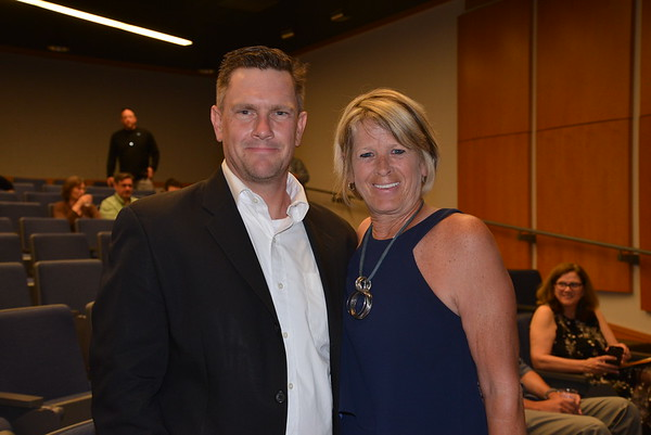 25 Year Faculty Celebration: Brooke Watson & Matt Mazurek