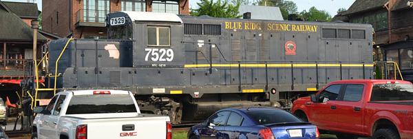 Georgia Northeastern Railroad / Blue Ridge Scenic Railroad