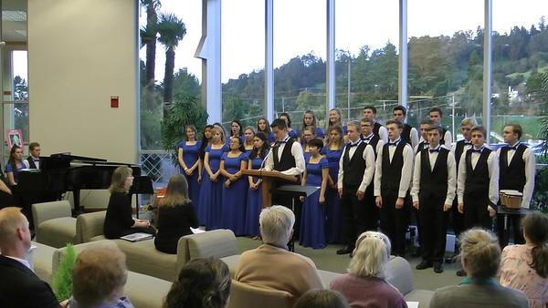 2019-03-17 Zion Choir Temple Hill Performance