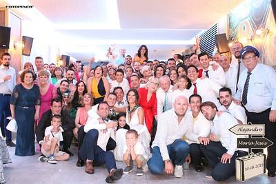 Alejandro & MªJesús 10.08.2019 Salones Posada Real, Albacete