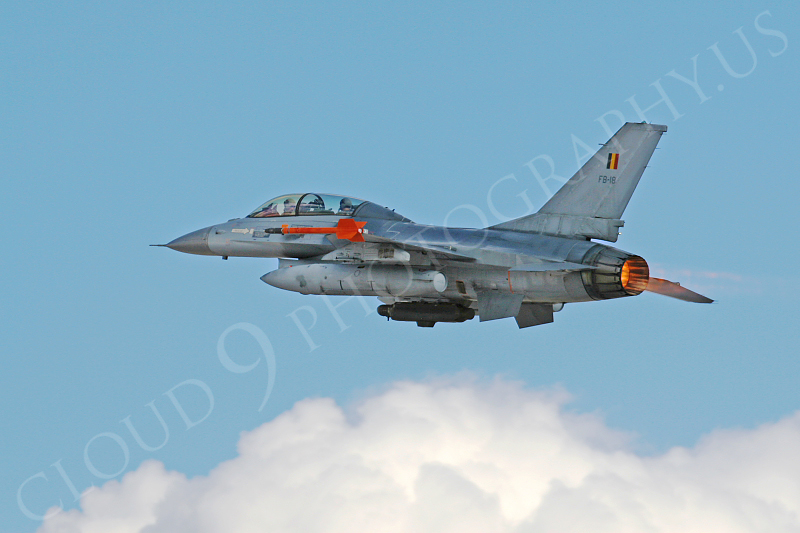 AB - F-16FORG 00042 Lockheed Martin F-16 Fighting Falcon Belgum Air Force FB-18 by Tim P Wagenknecht.JPG