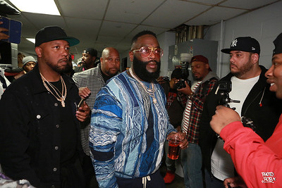 B.B. King Blues X LiveNDirect: RICK ROSS,  FUNK FLEX , and HERBERT HOLLER