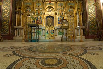 The Princely Church, Cortea De Arges, Wallachia, Romania