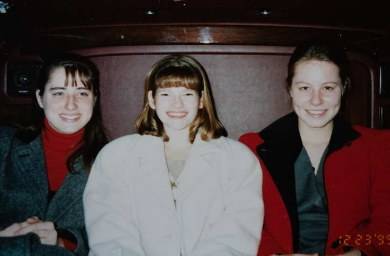 Mother Daughter Trip to NYC 1995