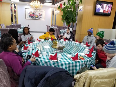China - Middle School Winter World Language Trips 2019