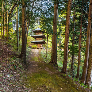 Teisho-ji Buddhist Temple