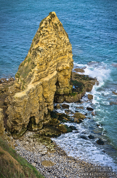 Cliffs of Normandy  9   Photography by Wayne Heim