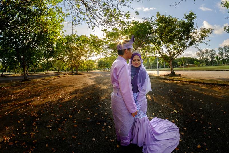 Munirah & Isfar