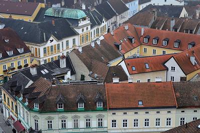 Danube, Regensburg and Vienna