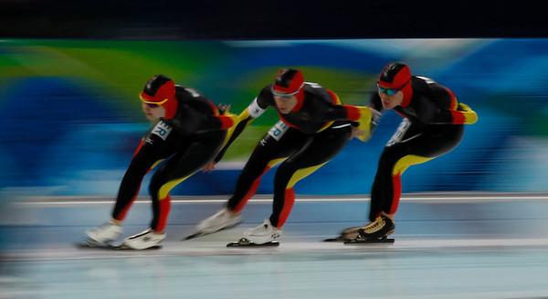 15th DAY Speed Skating Woman & men