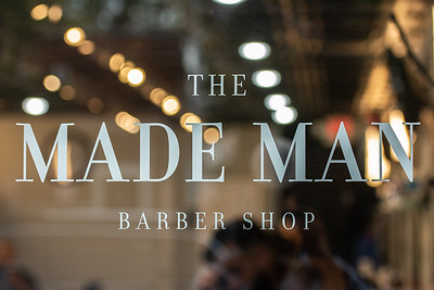 The Made Man Barbershop