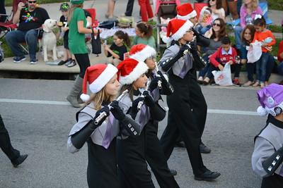 Avalon Aglow Parade