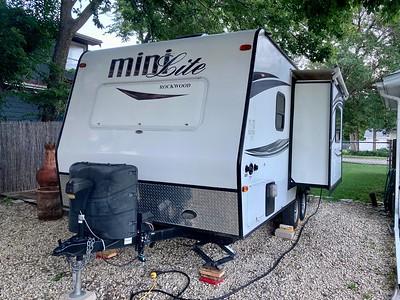 2015 Rockwood Mini Lite Camper
