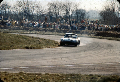 Castle Combe  UK Late 60's Racing Pictures