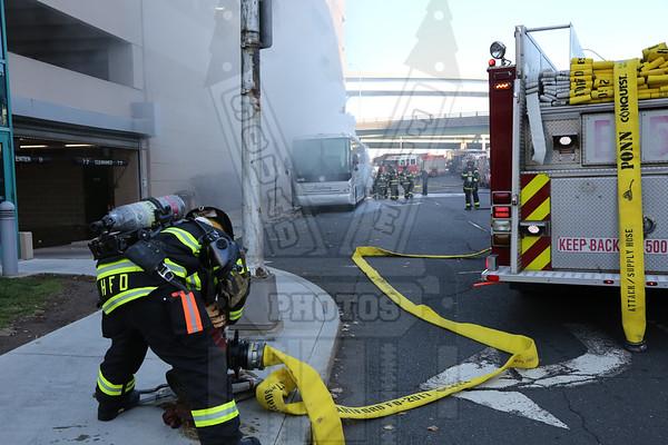 Hartford, Ct Bus fire 11/17/17